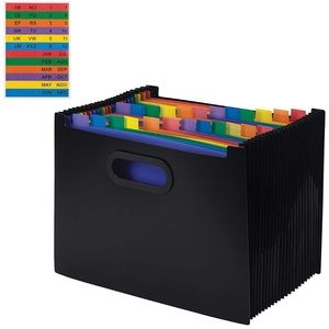 Other - Portable Accordion Folder Organizer